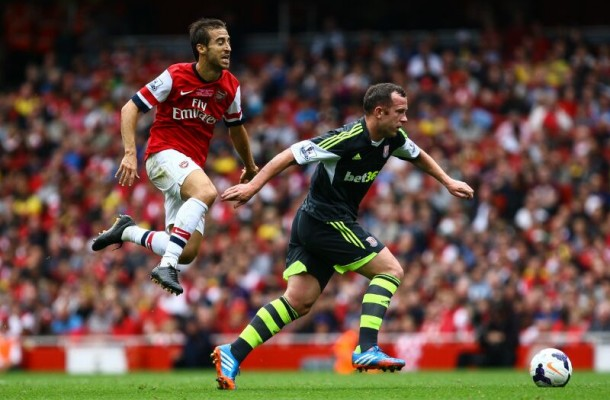 Mathieu Flamini (Foto: Focus Images Ltd.).