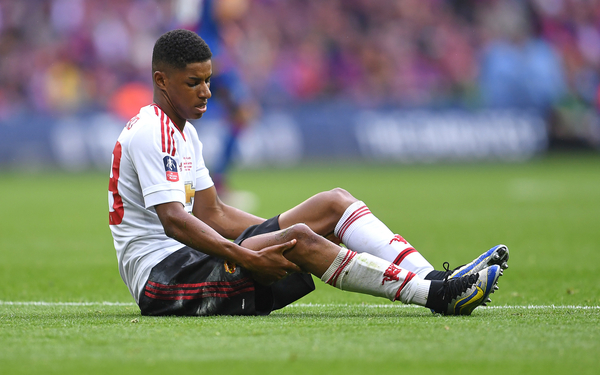 Van Gaal confió en Rashford / Foto: Focus Images Ltd