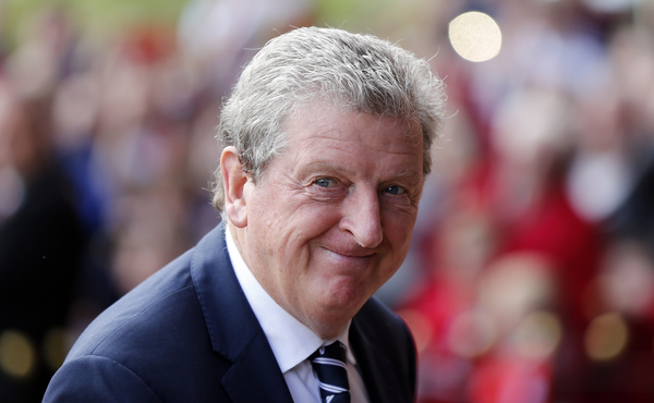 England manager Roy Hodgson prior to the International Friendly match at the Stadium Of Light, Sunderland Picture by Simon Moore/Focus Images Ltd 07807 671782 27/05/2016