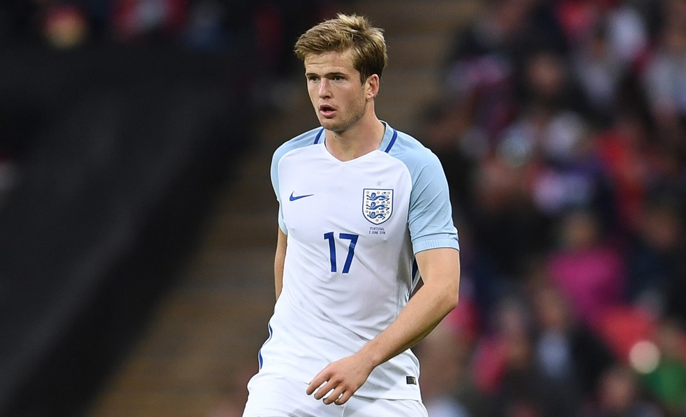 Eric Dier of England during the International Friendly match against Portugal at Wembley Stadium, London Picture by Andrew Timms/Focus Images Ltd +44 7917 236526 02/06/2016