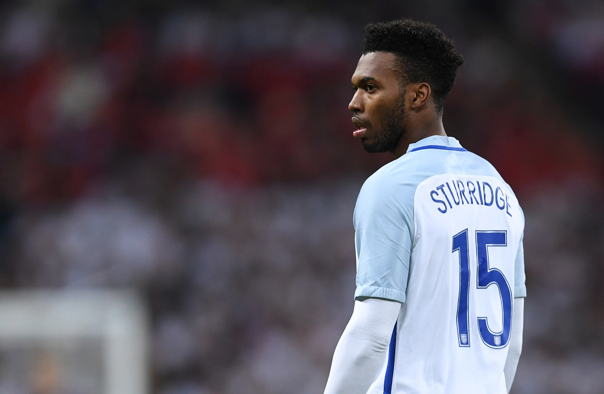 Daniel Sturridge of England during the International Friendly match against Portugal at Wembley Stadium, London Picture by Andrew Timms/Focus Images Ltd +44 7917 236526 02/06/2016