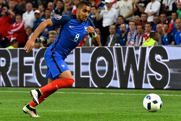 Dimitri Payet of France during the UEFA Euro 2016 match at Stade Velodrome, Marseille Picture by Kristian Kane/Focus Images Ltd 07814482222 15/06/2016