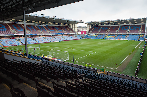 A general view of Turf Moor, Burnley prior to the Sky Bet Championship match between Burnley and Blackburn Rovers Picture by Matt Wilkinson/Focus Images Ltd 07814 960751 05/03/2016