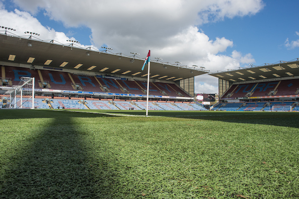 Turf Moor, Burnley prior to the Sky Bet Championship match between Burnley and Queens Park Rangers Picture by Matt Wilkinson/Focus Images Ltd 07814 960751 02/05/2016