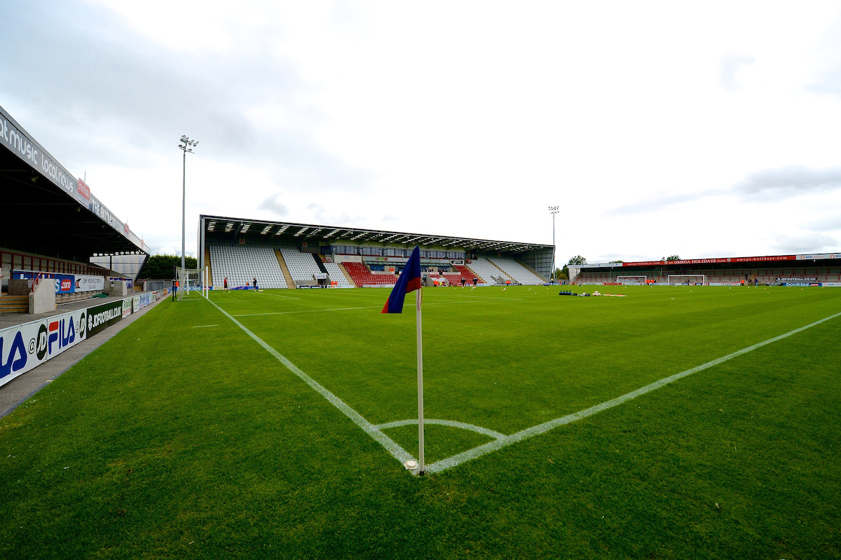 Vista general del Globe Arena. Foto: Ian Wadkins/Focus Images Ltd.