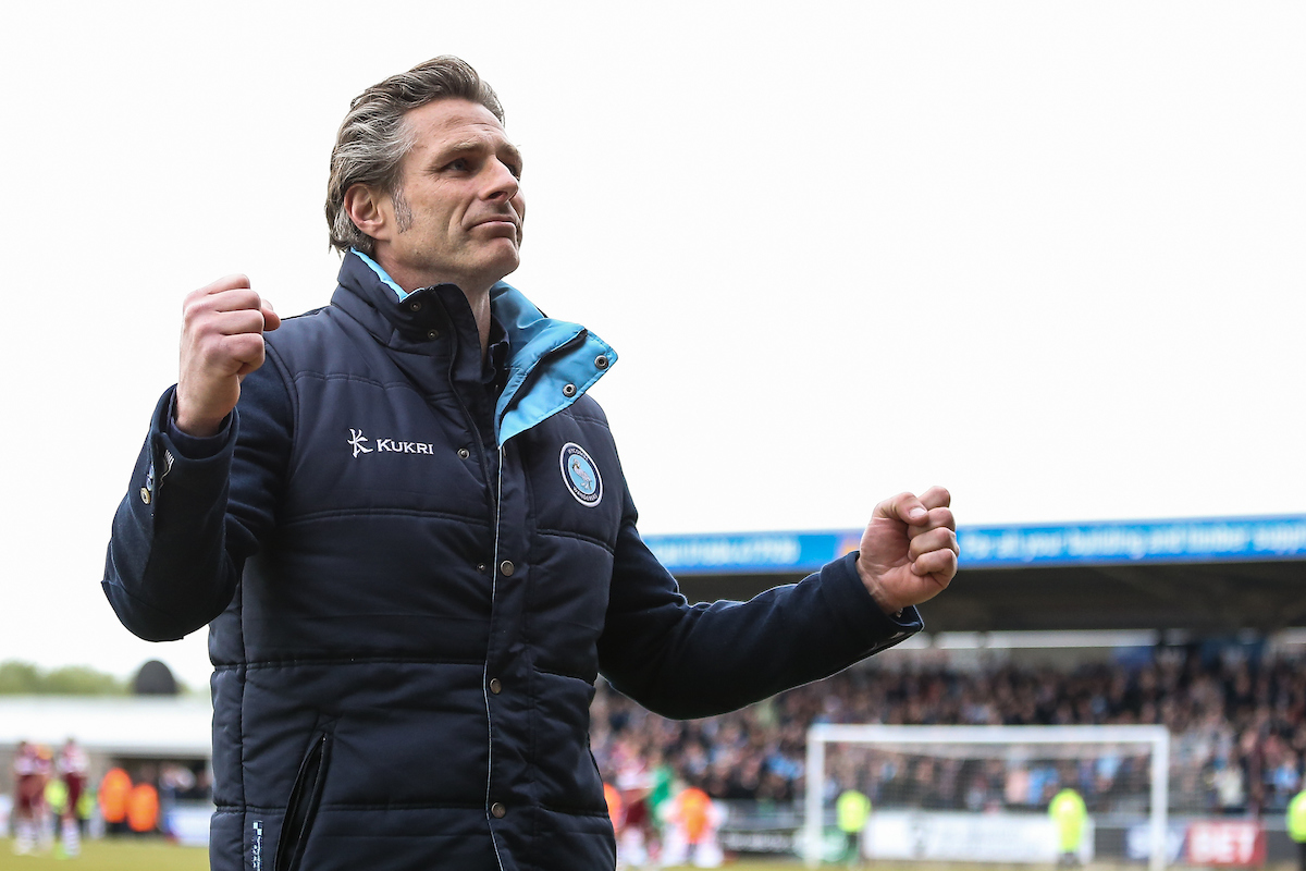 Gareth Ainsworth Foto: Andy Kearns/Focus Images Ltd.