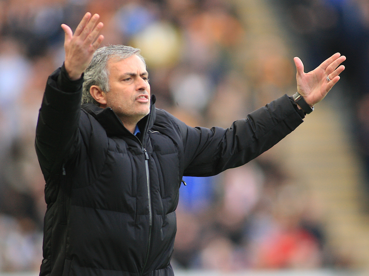 ¿Se ha quebrado la relación entre Mourinho y el Bridge? Foto: Focus Images Ltd.
