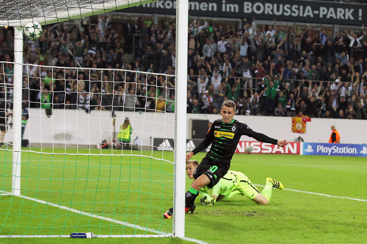 Thorgan Hazard sigue un año más en Mönchengladbach. Foto: Focus Images Ltd