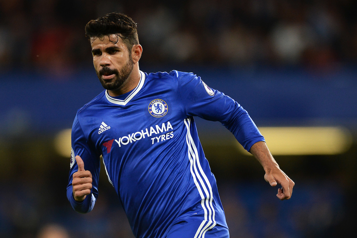 Diego Costa no falla a su cita con el gol. Foto: Richard Blaxall/Focus Images Ltd.