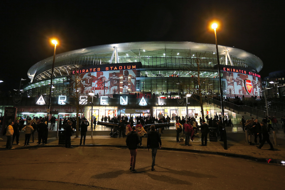 Emirates Stadium Arsenal Focus