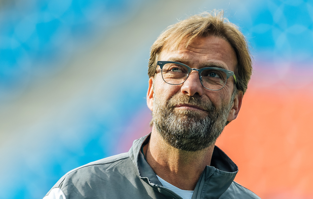 Head coach Jurgen Klopp pictured during Liverpool training ahead of the Europa League Final at St. Jakob-Park, Basel Picture by EXPA Pictures/Focus Images Ltd 07814482222 17/05/2016 ***UK & IRELAND ONLY*** EXPA-FEI-160517-0077.jpg