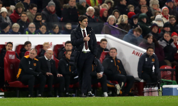 Middlesbrough manager Aitor Karanka during the Premier League match at the Riverside Stadium, Middlesbrough Picture by Christopher Booth/Focus Images Ltd 07711958291 05/12/2016
