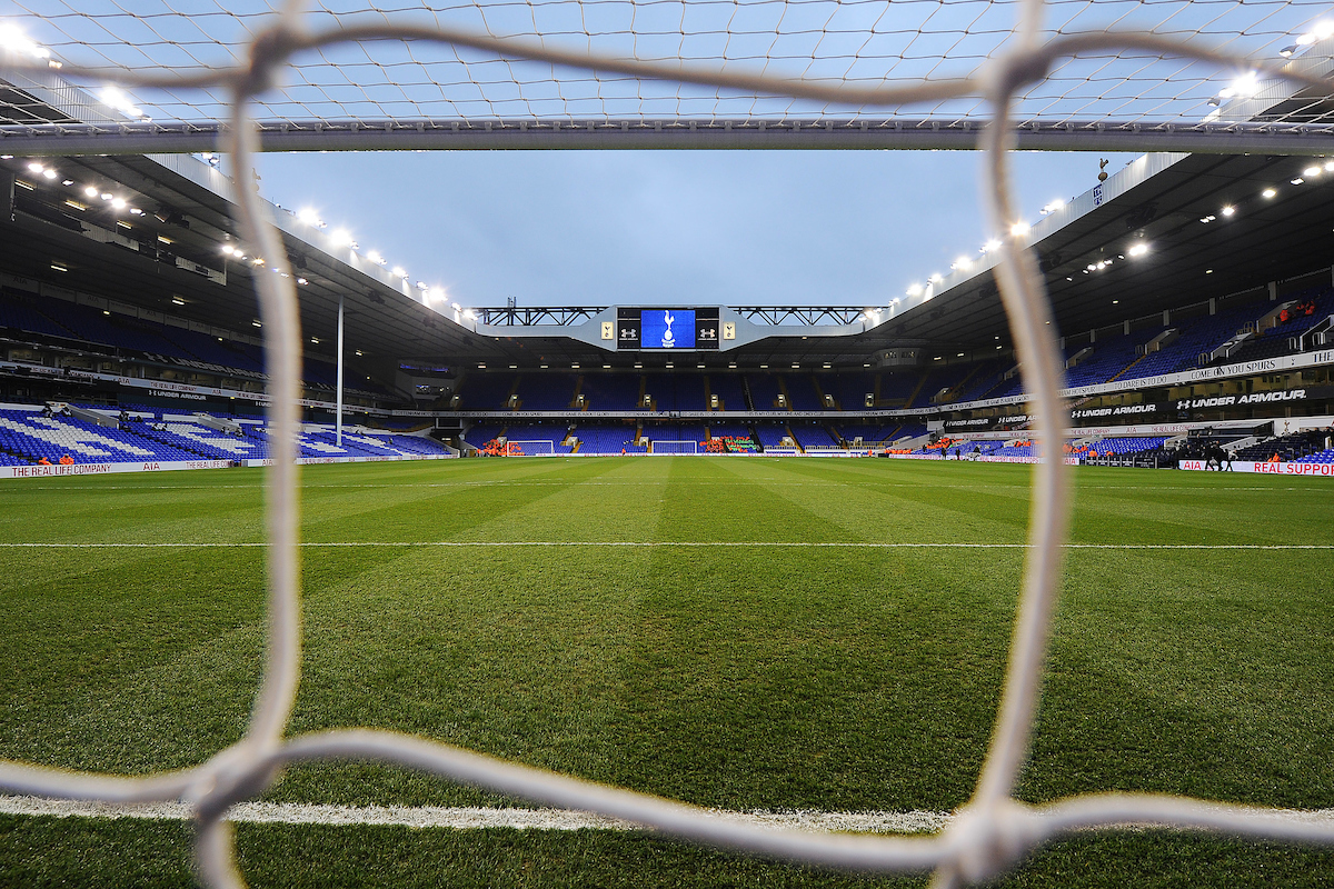 El Tottenham abandonará White Hart Lane en 2018. Foto: Richard Blaxall/Focus Images Ltd.