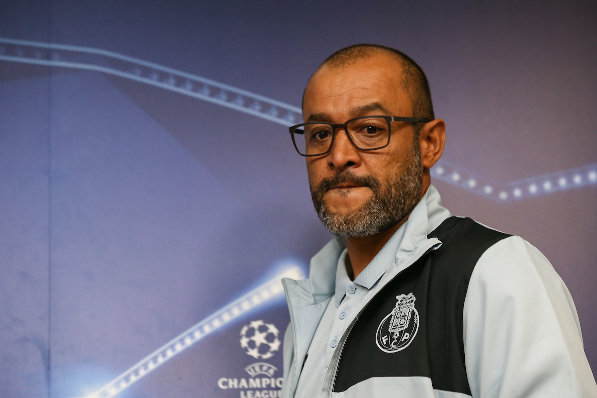 FC Porto manager Nuno Espirito Santo during the FC Porto press conference at the King Power Stadium, Leicester Picture by Andy Kearns/Focus Images Ltd 0781 864 4264 26/09/2016