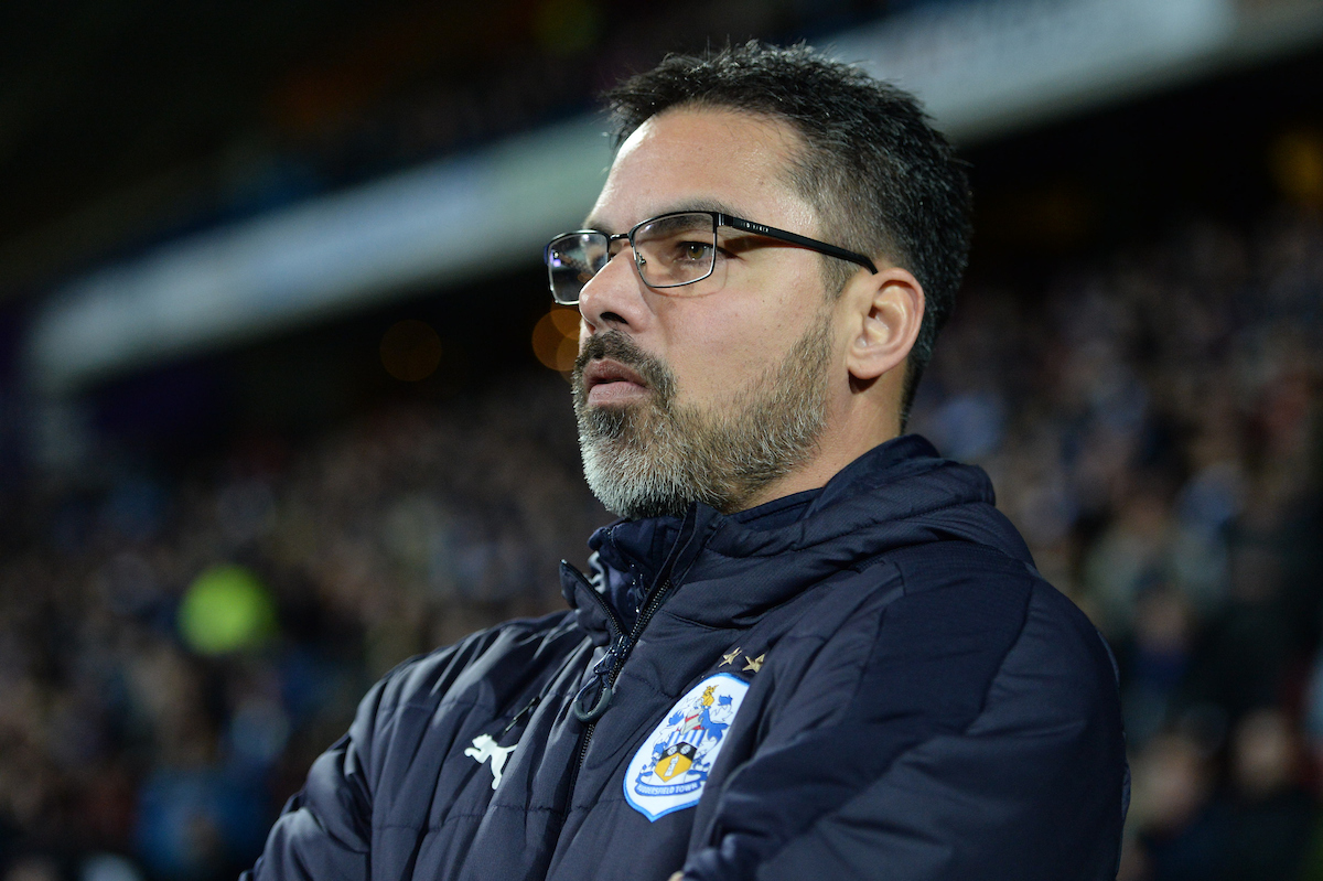 Huddersfield Town manager David Wagner before the start of the Sky Bet Championship match at the John Smiths Stadium, Huddersfield Picture by Russell Hart/Focus Images Ltd 07791 688 420 02/02/2017