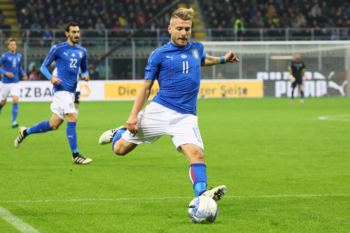 Ciro Immobile of Italy during the International Friendly match at San Siro, Milan Picture by EXPA Pictures/Focus Images Ltd 07814482222 15/11/2016 *** UK & IRELAND ONLY *** EXPA-EIB-161116-0064.jpg