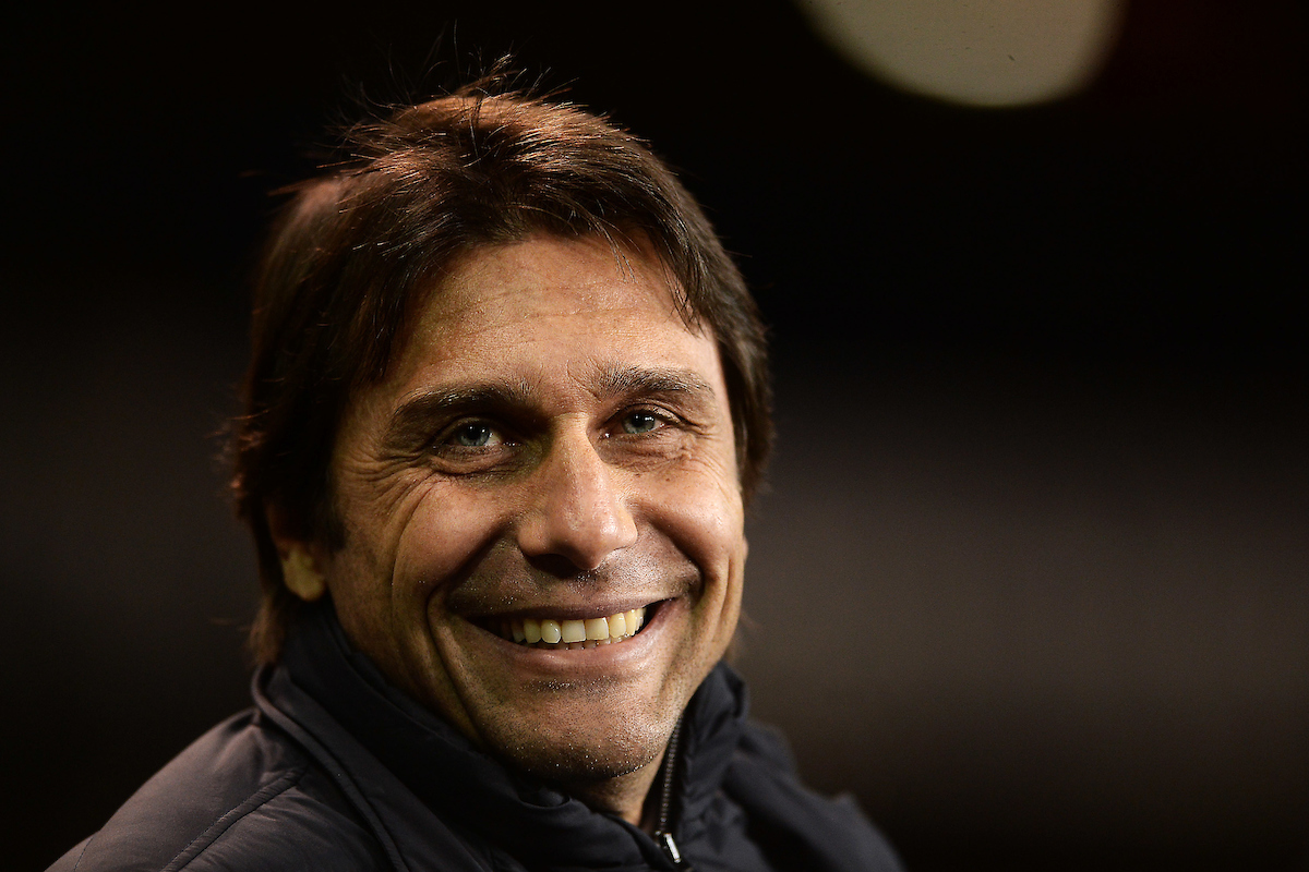 Chelsea Manager Antonio Conte during the Premier League match between Tottenham Hotspur and Chelsea at White Hart Lane, London Picture by Richard Blaxall/Focus Images Ltd +44 7853 364624 04/01/2017