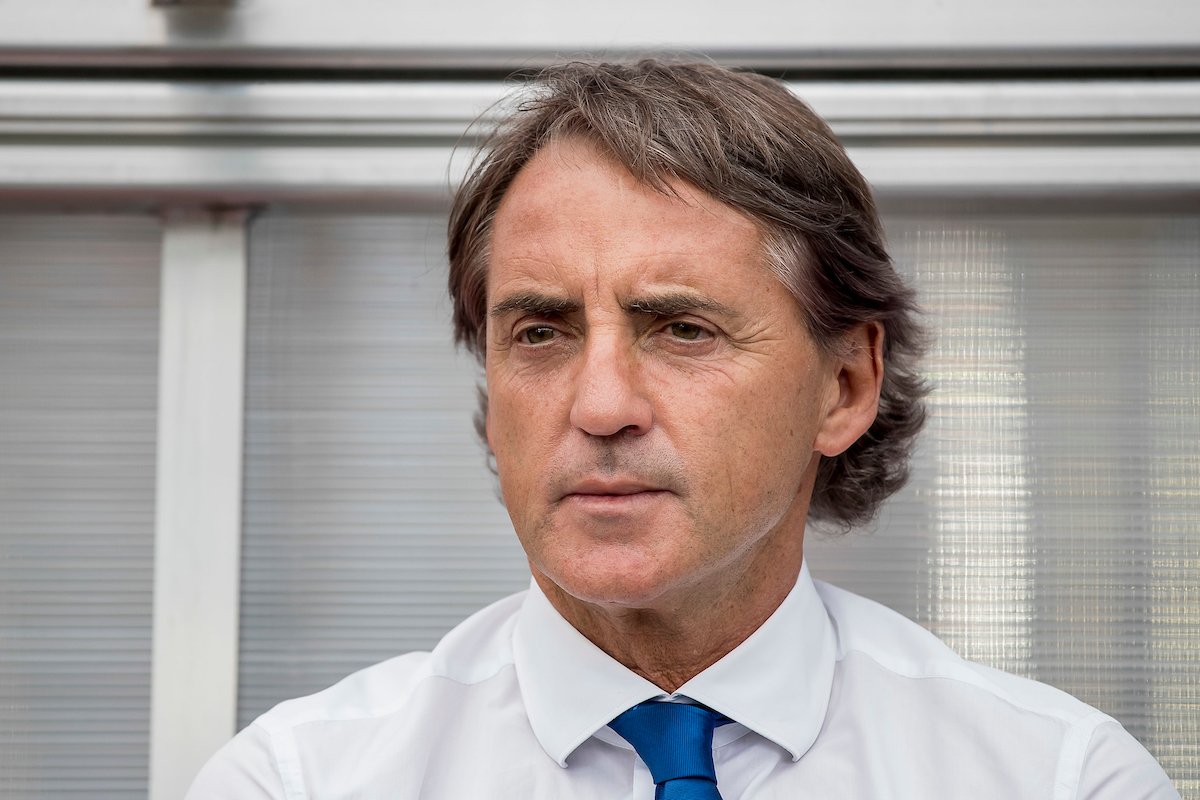 Roberto Mancini, manager of FC Zenit St Petersburg before the UEFA Europa League Qualifying match at Stadion Galgenwaard, Utrecht Picture by Joep Joseph Leenen/Focus Images Ltd +316 5261929 16/08/2017