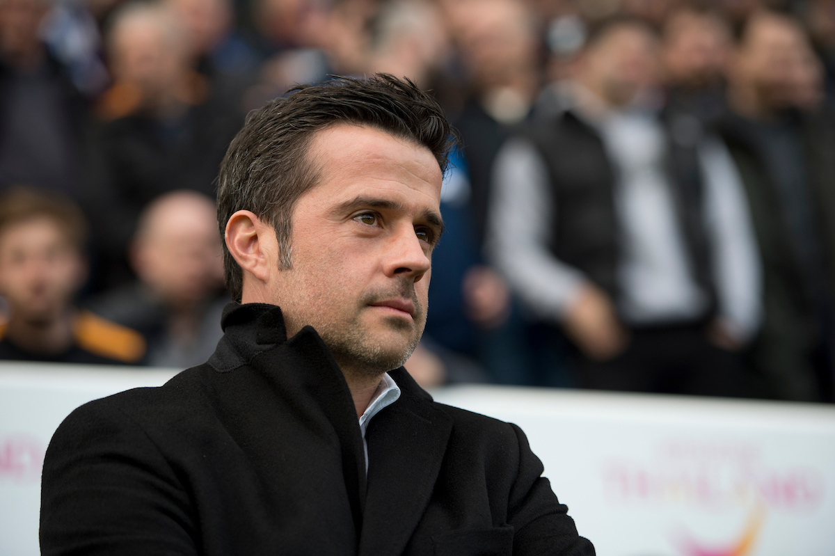 Hull City manager Marco Silva before the Premier League match at the King Power Stadium, Leicester Picture by Russell Hart/Focus Images Ltd 07791 688 420 04/03/2017