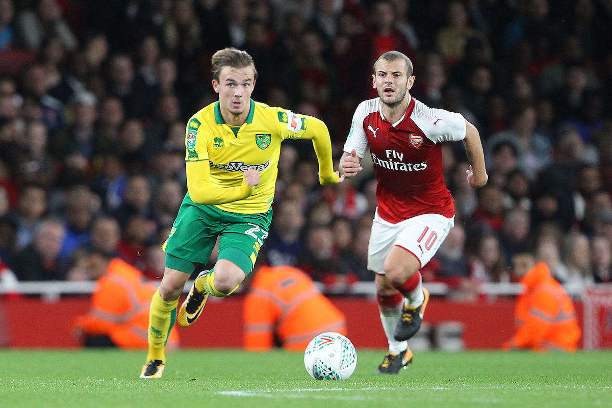 Wilshere Arsenal Focus