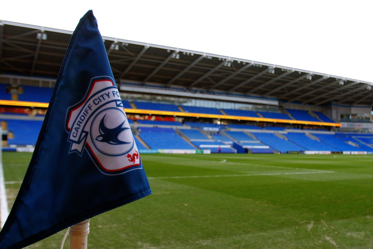 A general view inside the stadium before the Sky Bet Championship match at the Cardiff City Stadium, Cardiff Picture by Paul Keevil/Focus Images Ltd 07825151989 16/12/2017