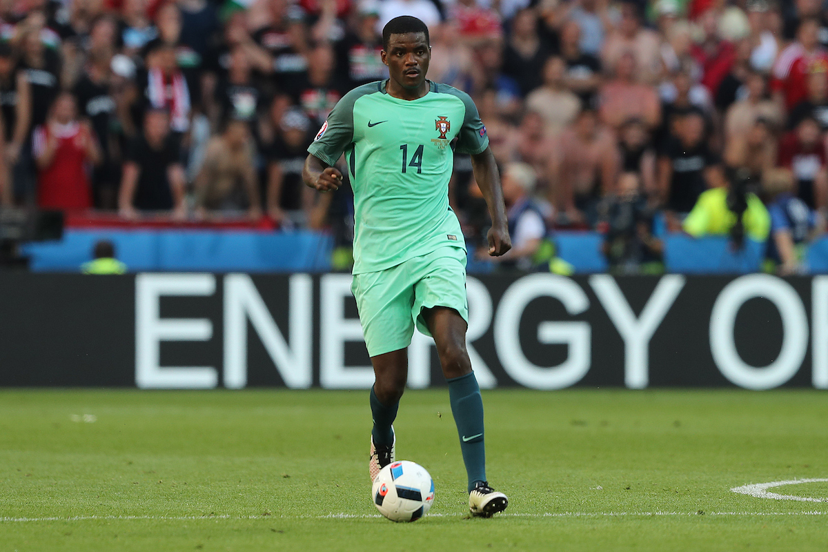 William Carvalho of Portugal during the UEFA Euro 2016 match at Stade de Lyons, Lyons Picture by Paul Chesterton/Focus Images Ltd +44 7904 640267 22/06/2016