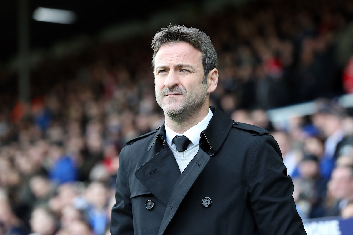 Thomas Christiansen manager of Leeds United on the touchline prior to the Sky Bet Championship match against Middlesbrough at Elland Road, Leeds. Picture by Michael Sedgwick/Focus Images Ltd +44 7900 363072 19/11/2017