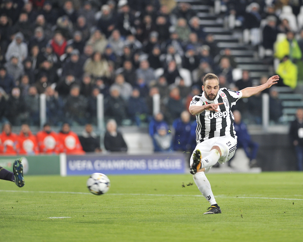 Higuaín ha madurado a nivel de juego Foto: Focus Images Ltd.