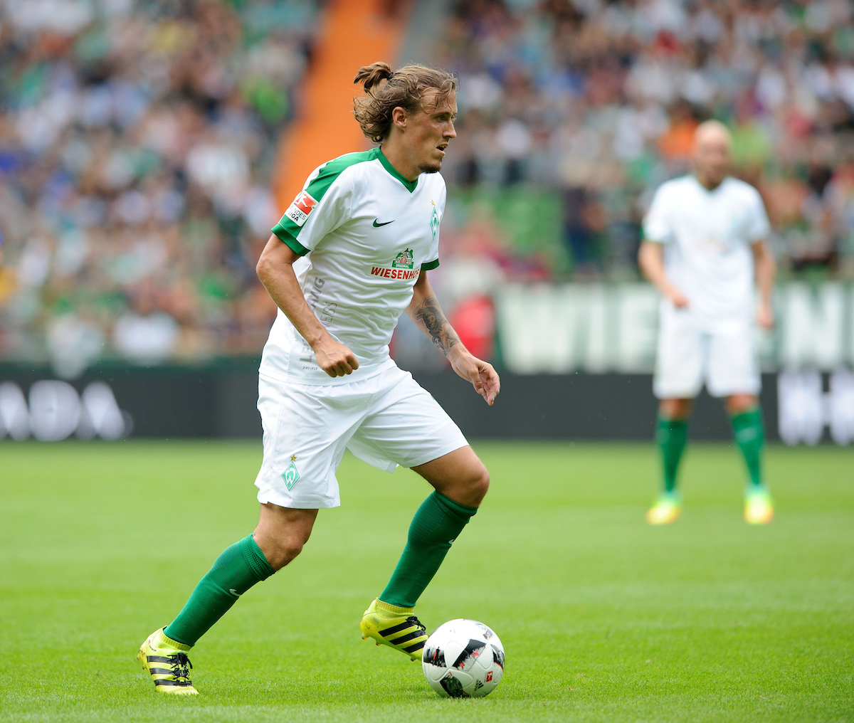 Max Kruse, el Messi del descenso en Alemania. Foto: Focus Images Ltd