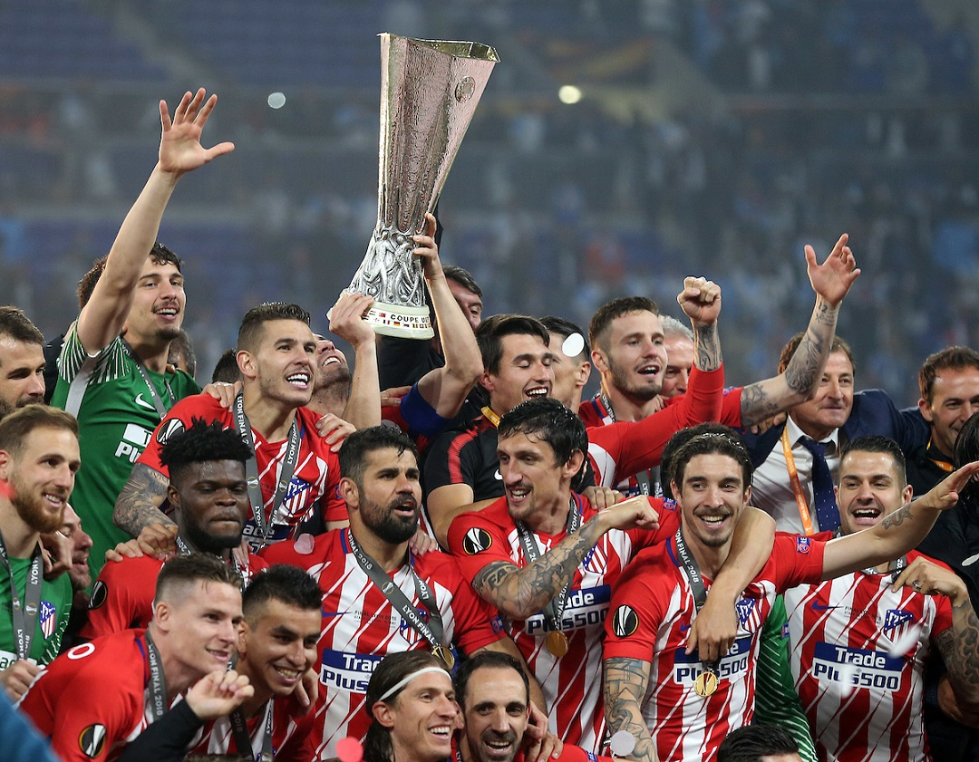 Atlético Europa League Focus