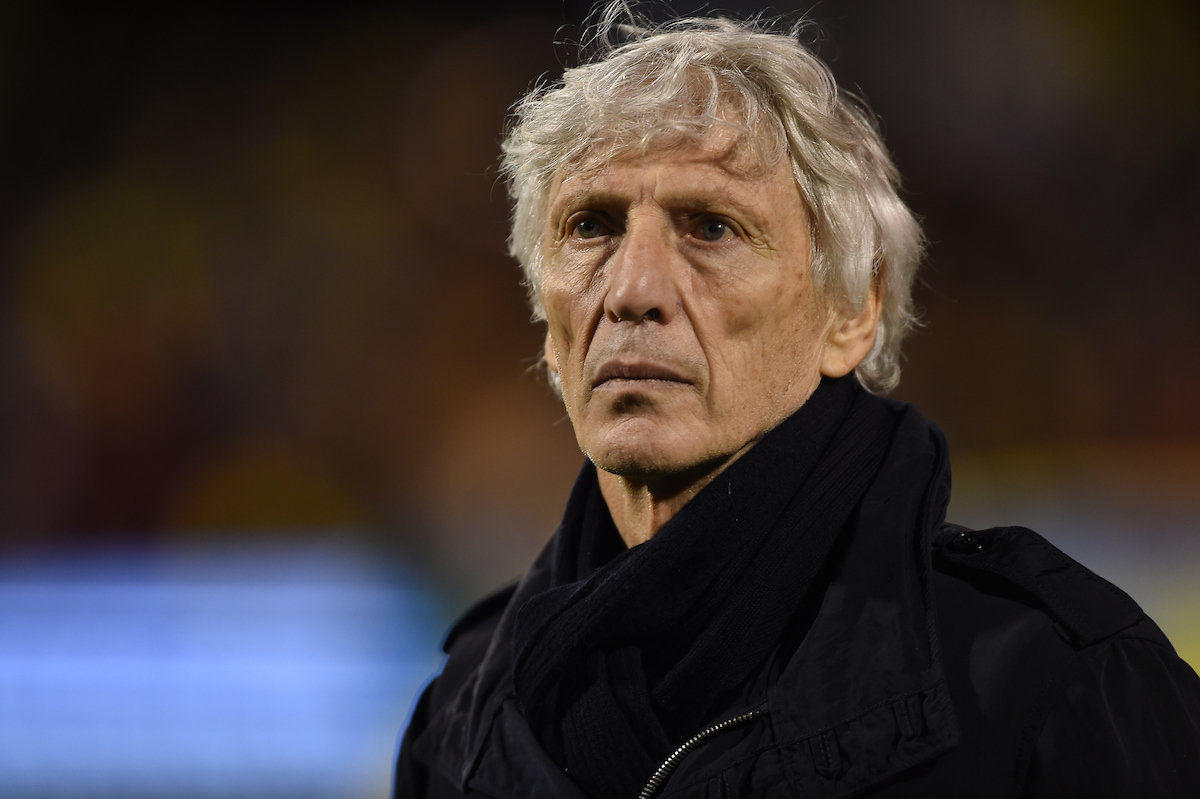 Jose Pekerman, manager of Colombia during the International Friendly match at Craven Cottage, London Picture by Daniel Hambury/Focus Images Ltd 07813022858 27/03/2018