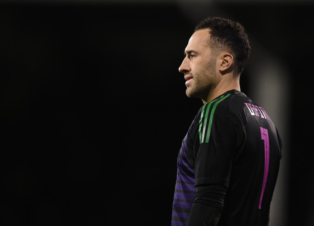 David Ospina of Colombia during the International Friendly match at Craven Cottage, London Picture by Daniel Hambury/Focus Images Ltd 07813022858 27/03/2018