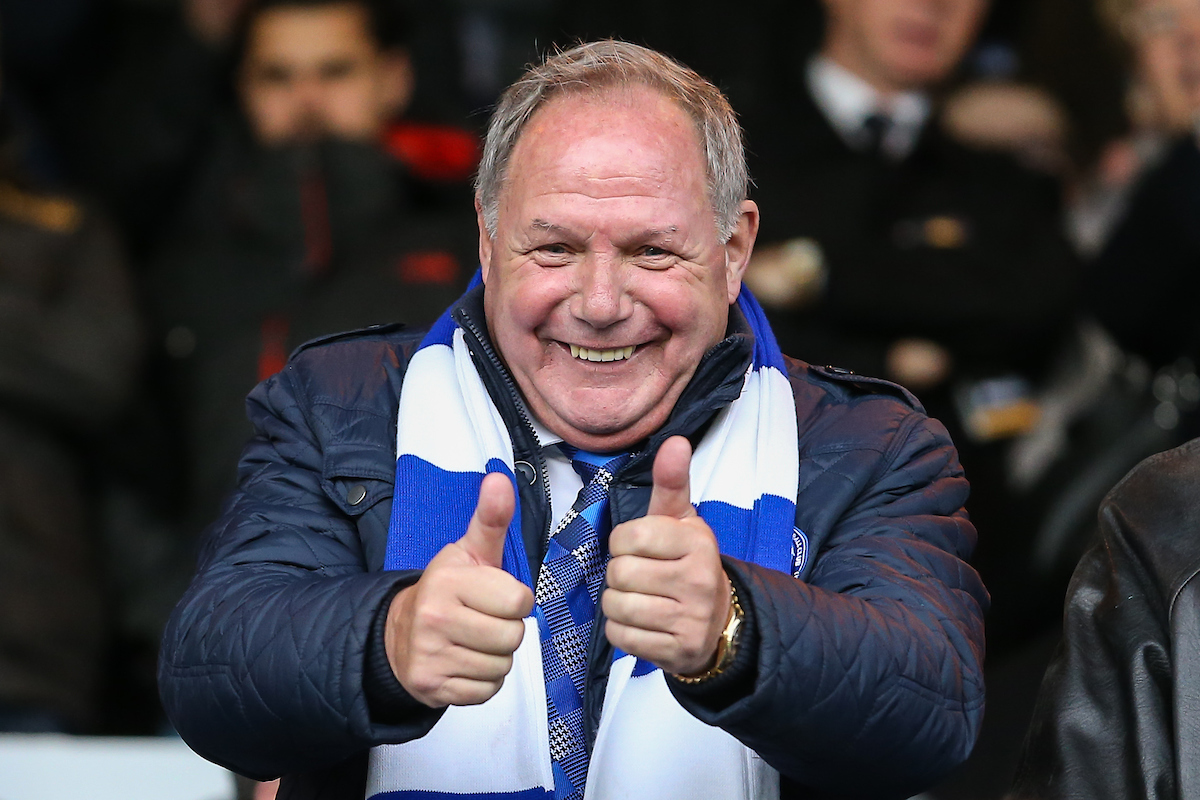 Barry Fry, Director of Football, at Peterborough United during the second round FA Cup match at London Road, Peterborough Picture by David Horn/Focus Images Ltd +44 7545 970036 06/12/2015