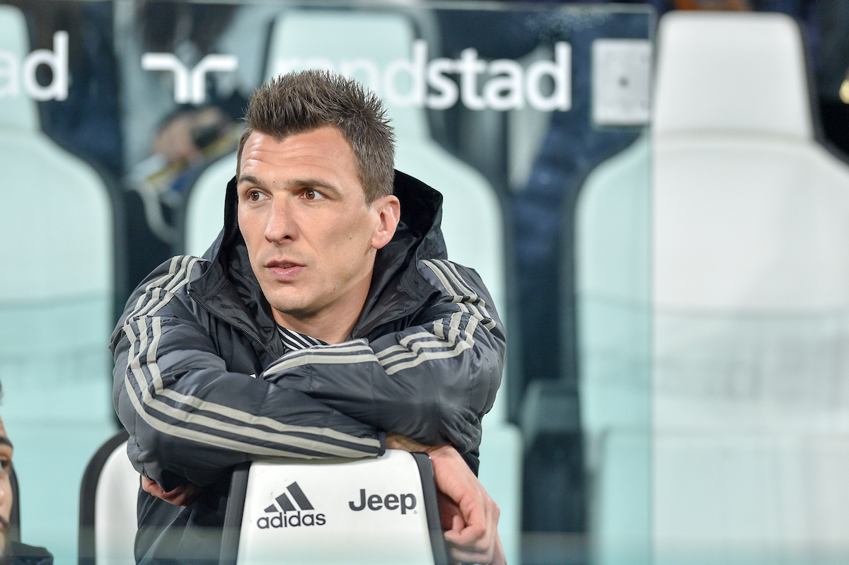 Mario Mandzukic of Juventus during the Serie A match at Juventus Stadium, Turin Picture by Antonio Polia/Focus Images Ltd +393473147935 08/03/2019