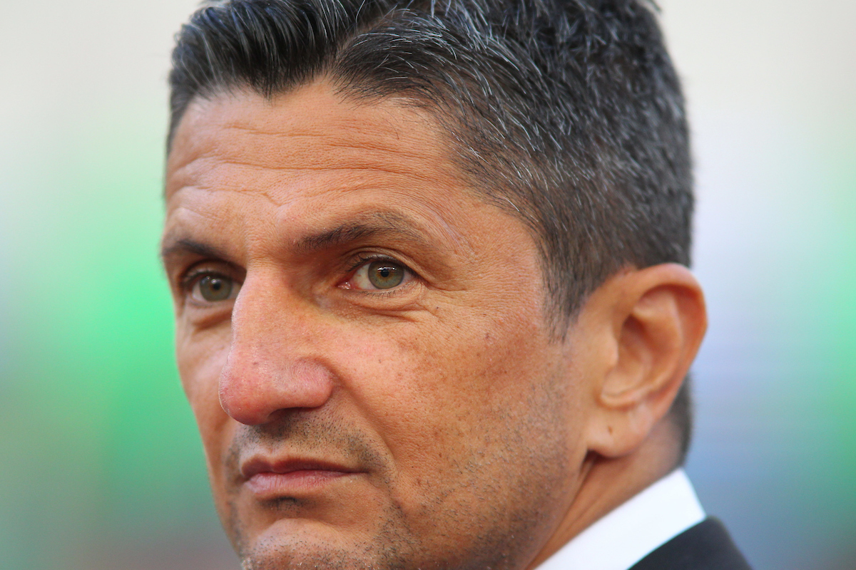 Razvan Lucescu Manager of PAOK during the Greek Cup Final at Olympic Stadium, Athens Picture by Yannis Halas/Focus Images Ltd +353 8725 82019 11/05/2019