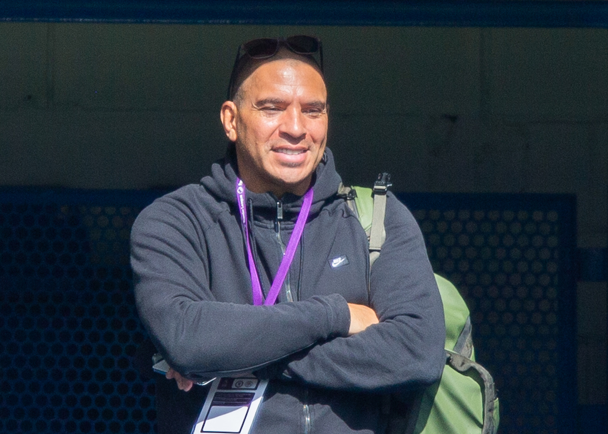 Ex-Liverpool player, Stan Collymore before the Premier League match between Chelsea and Leicester City at Stamford Bridge, London Picture by Steve O'Sullivan/Focus Images Ltd 07572544769 18/08/2019