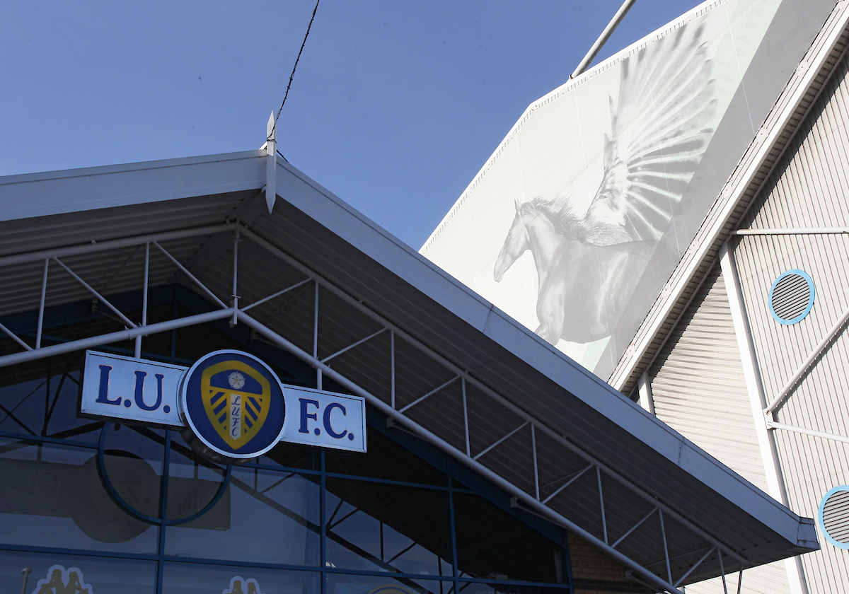 General view of Elland Road, prior to the Sky Bet Championship match between Leeds United and Middlesbrough, Leeds. Picture by Michael Sedgwick/Focus Images Ltd +44 7900 363072 19/11/2017