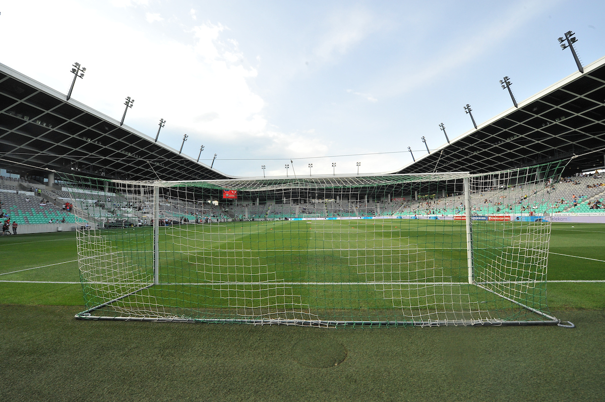 A general view of the Stozice Stadium, Ljubljana Picture by Stefano Gnech/Focus Images Ltd +39 333 1641678 14/06/2015