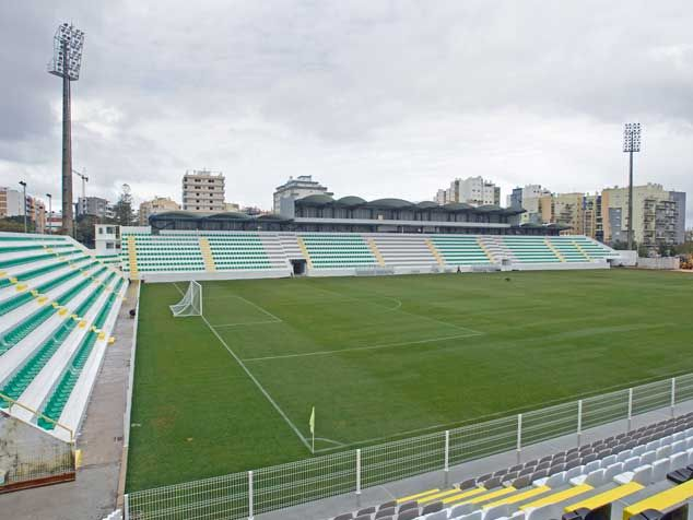 El Estadio de Portimao, el estadio del Portimonense. Foto: JR1998 bajo licencia Creative Commons 3.0