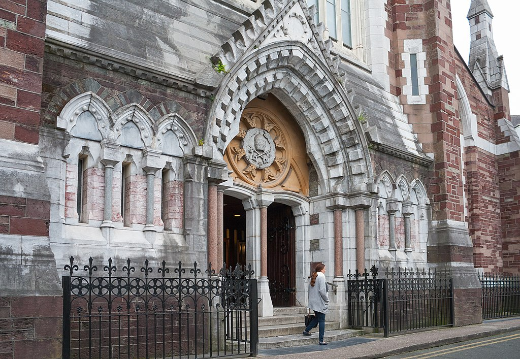 Saints Peter and Paul's Church, en Cork, Irlanda. Foto: Andreas F. Borchert bajo licencia Creative Commons 4.0