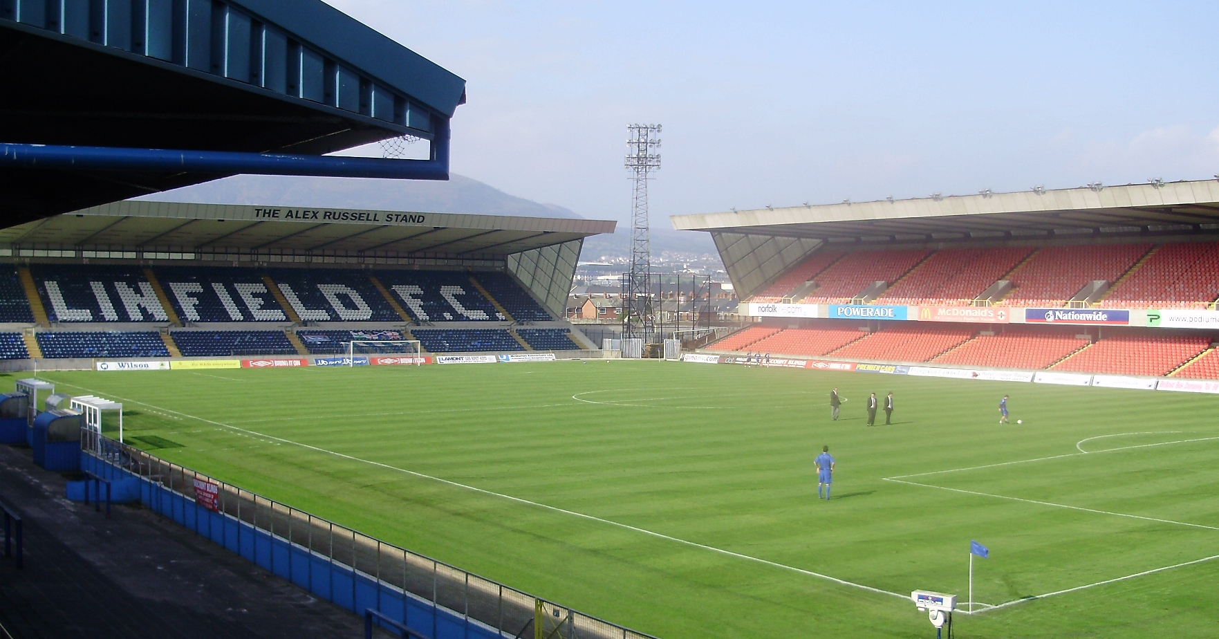 Windsor Park (The Andrew Stewart Show II)