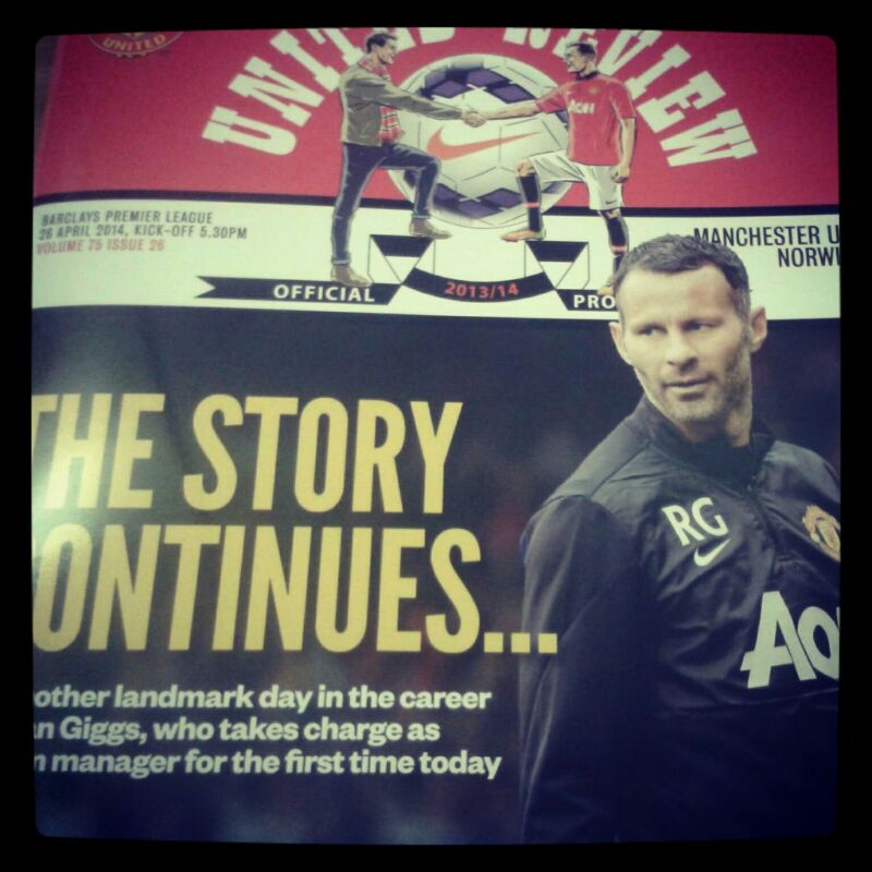 Giggs-Manchester United-Marcadorint