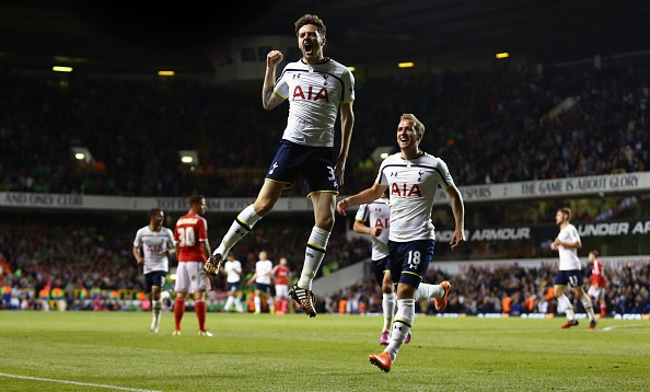 Ryan Mason Harry Kane Focus