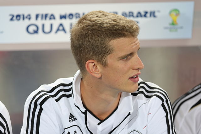 Lars Bender Alemania Leverkusen / Michael Kranewitter, Wikipedia, CC-by-sa 3.0/at