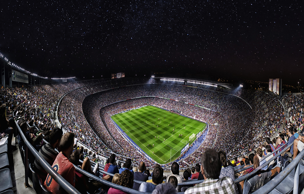 Camp Nou -  Philipp Rümmele