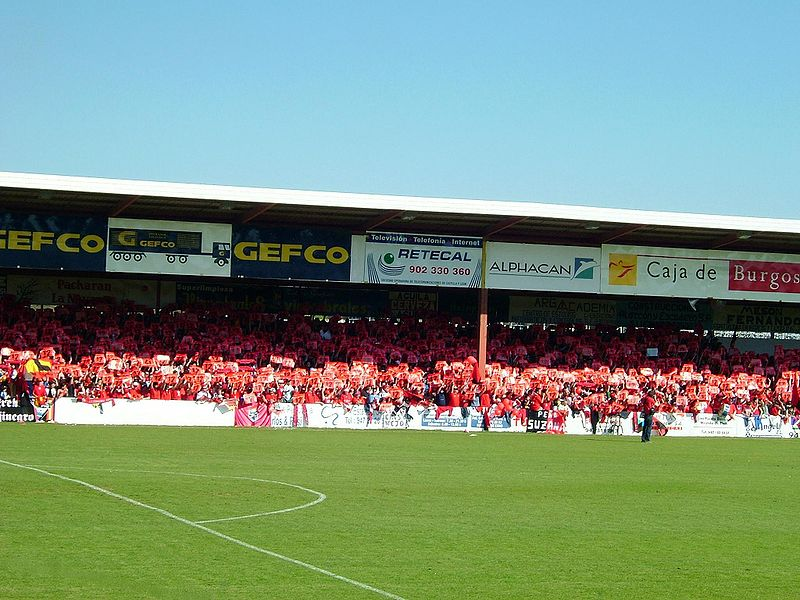 Estadio Municipal de Anduva (Mirandés) - Mr.Benq