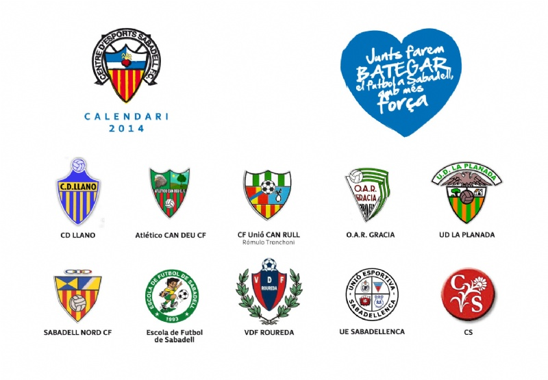 CE Sabadell Clubes de Sabadell