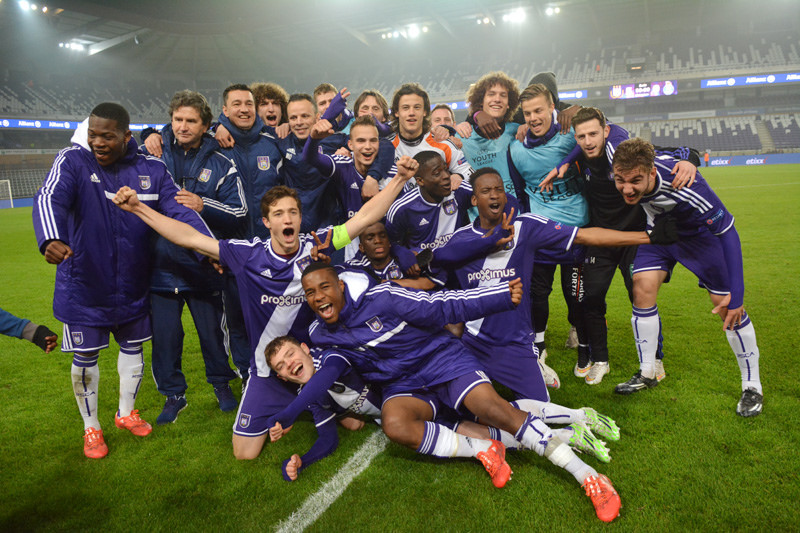 Anderlecht Youth - http://www.rsca.be