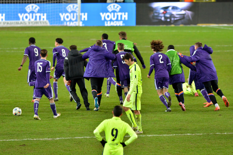 Anderlecht-Youth - http://www.rsca.be