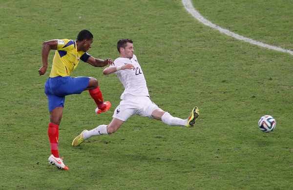 Ecuador v France 2014 FIFA World Cup
